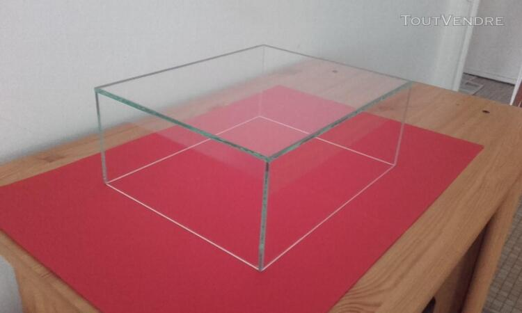 CLOCHE VITRINE DE PROTECTION 25x20x10 398007246