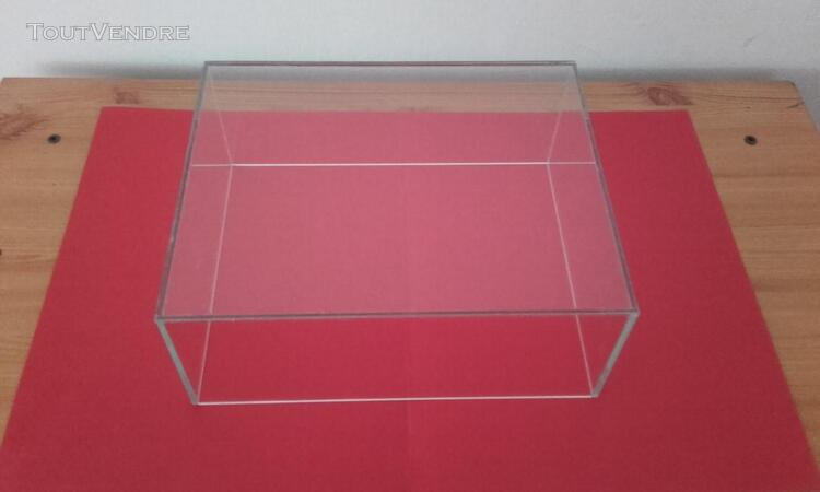 CLOCHE VITRINE DE PROTECTION 25x20x10 398007363