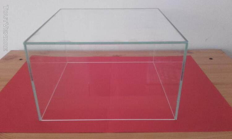 CLOCHE VITRINE DE PROTECTION 25x25x15 398016048