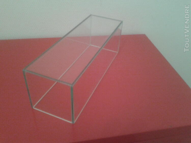 CLOCHE VITRINE DE PROTECTION 30x10x10 398018943
