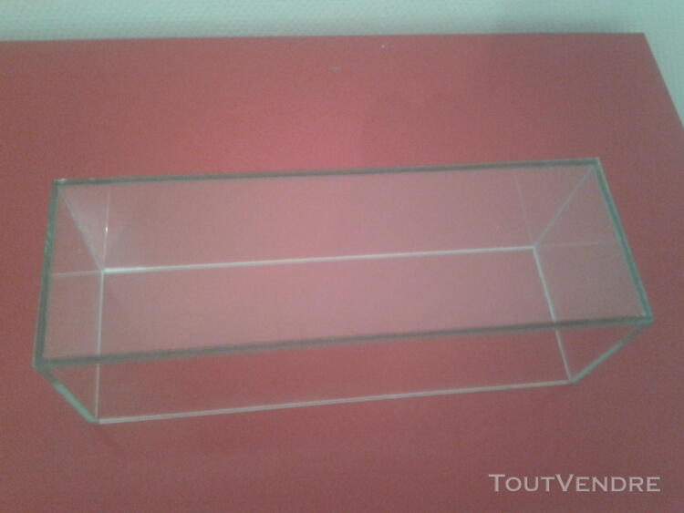 CLOCHE VITRINE DE PROTECTION 30x10x10 398019330