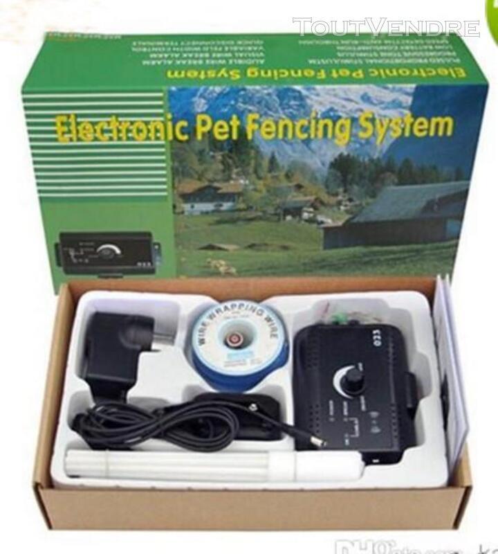 Clôture électrique Collier Anti Fugue Chien 275049393