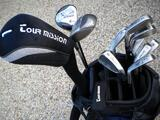 Clubs de golf graphite