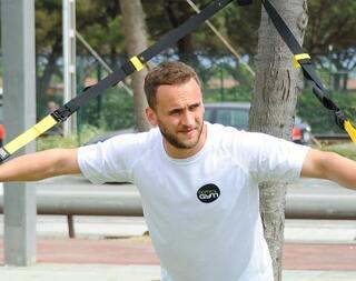 Coach sportif forme et santé - CAILLOU Julian