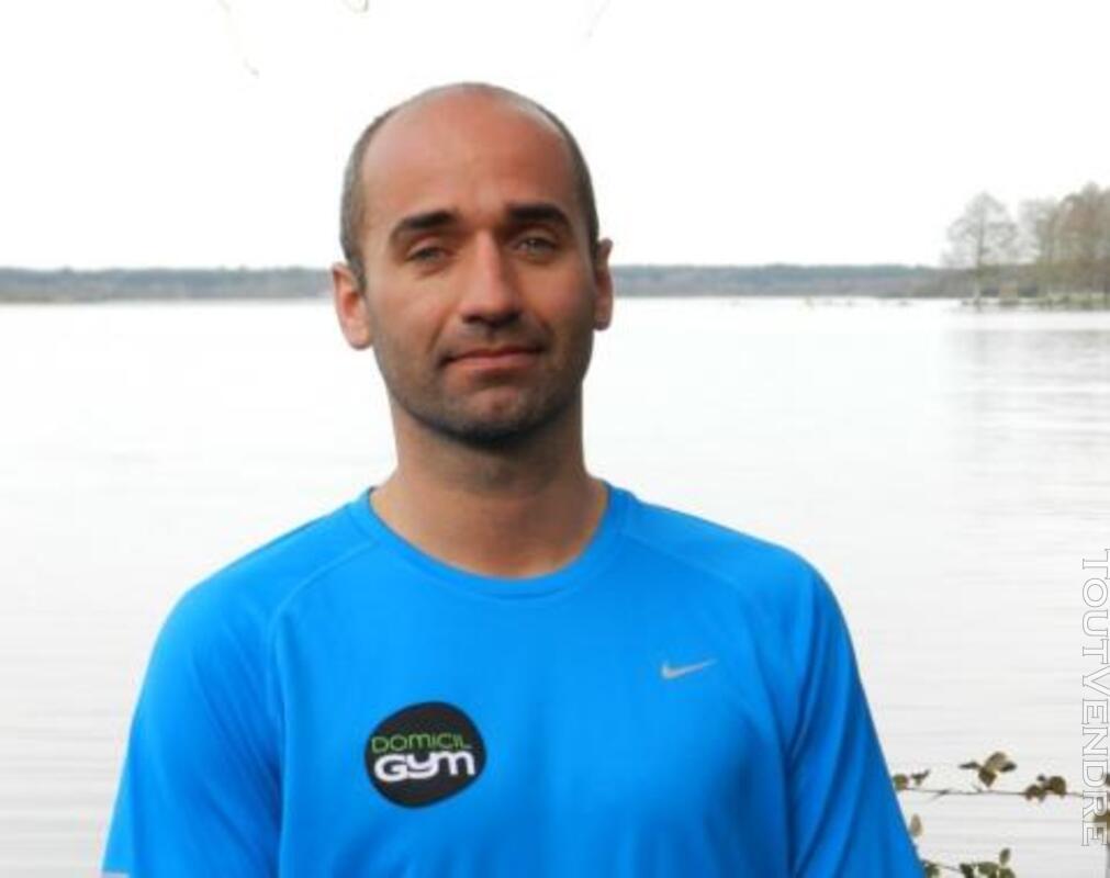 Coach sportif forme et santé - MOYNET Sylvain 282577993