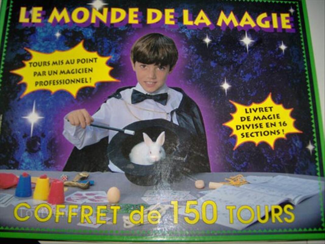 Coffret 150 tours de magie 66110592