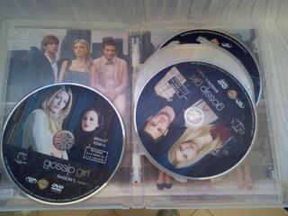 Coffret 6 DVD - Gossip Girl - Saison 1