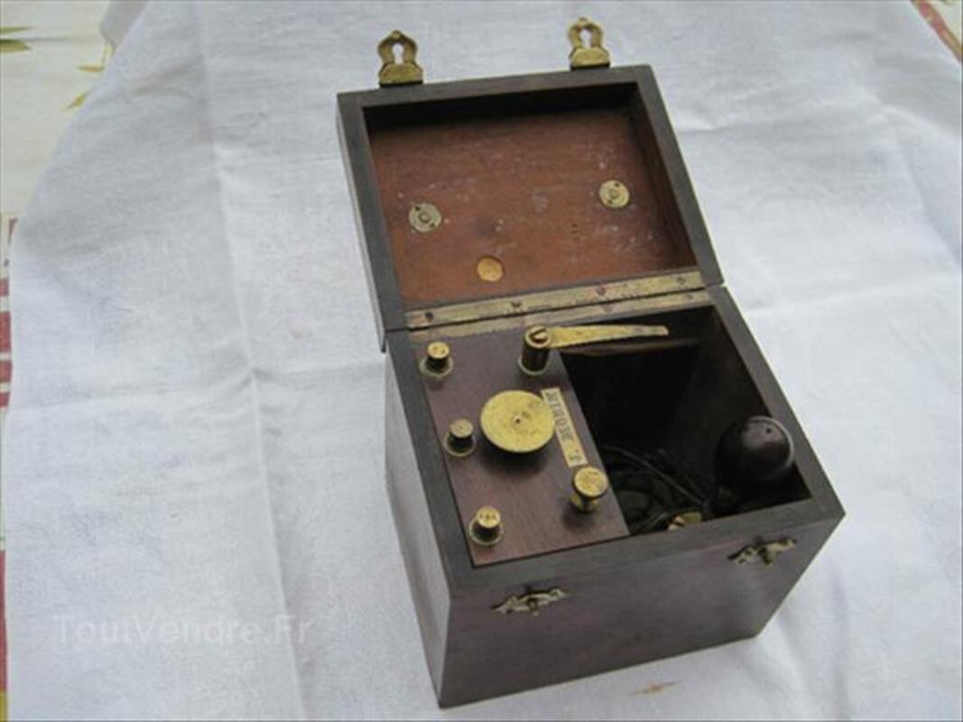 Coffret avec appareil electro-magnétique 56051221