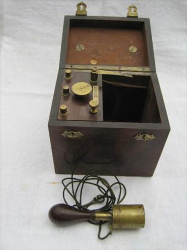 Coffret avec appareil electro-magnétique 56051222