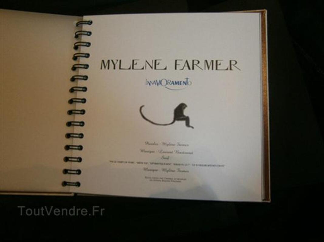 Coffret collector Mylène Farmer Innamoramento 56149183
