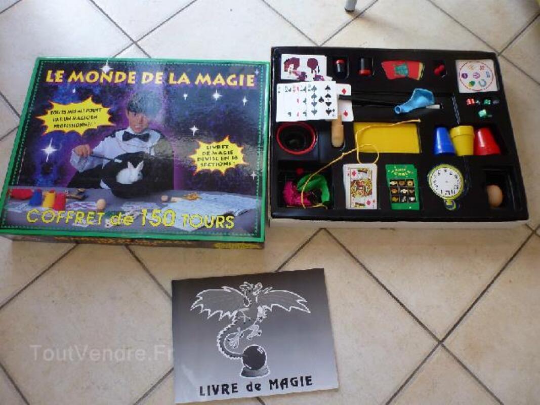 Coffret de tours de magie 89507875
