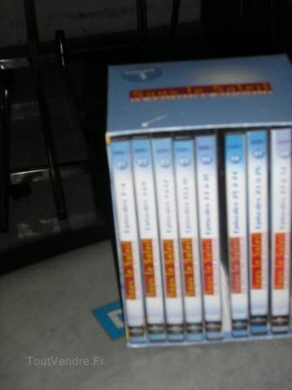 Coffret  DVD sous le soleil 56475572
