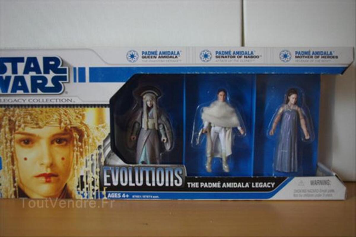 Coffret figurines star wars evolution 64489553