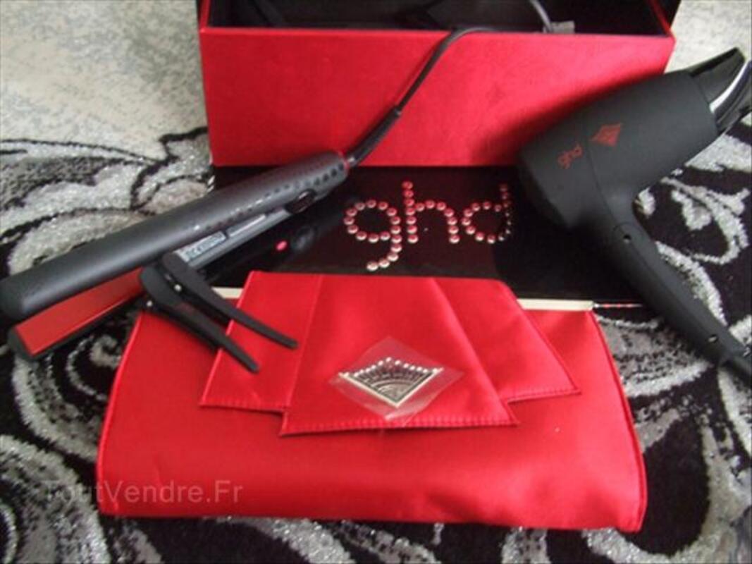Coffret ghd scarlet deluxe neuf jamais servi 66095164