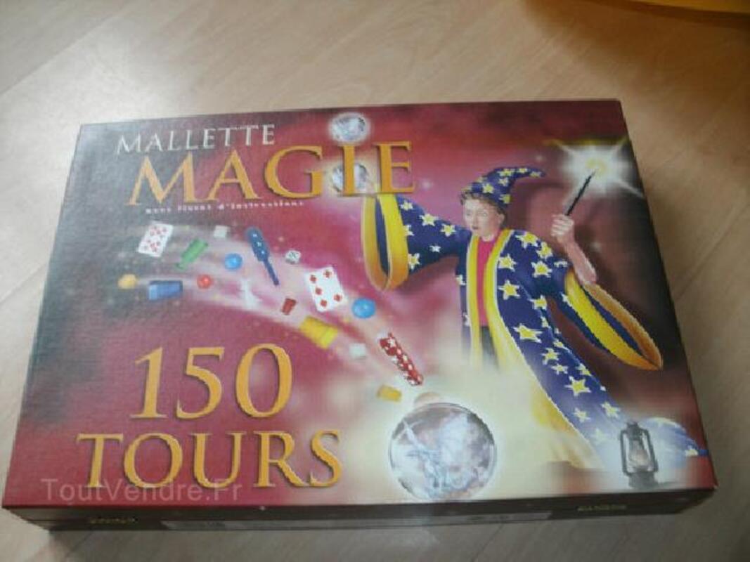 COFFRET MAGIE 150 TOURS 89517490