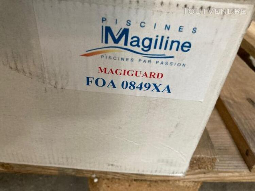 COFFRET MAGIGUARD FOA0849 XA  COMMANDE REGULO 723481309