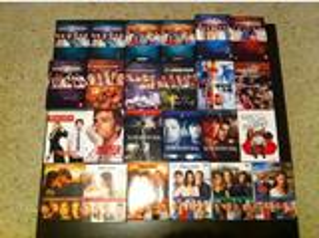 Coffrets de séries TV américaines + films