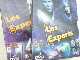 Coffrets DVD Les Experts Saison 1