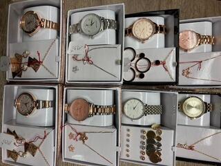 Coffrets montres et bijoux femmes
