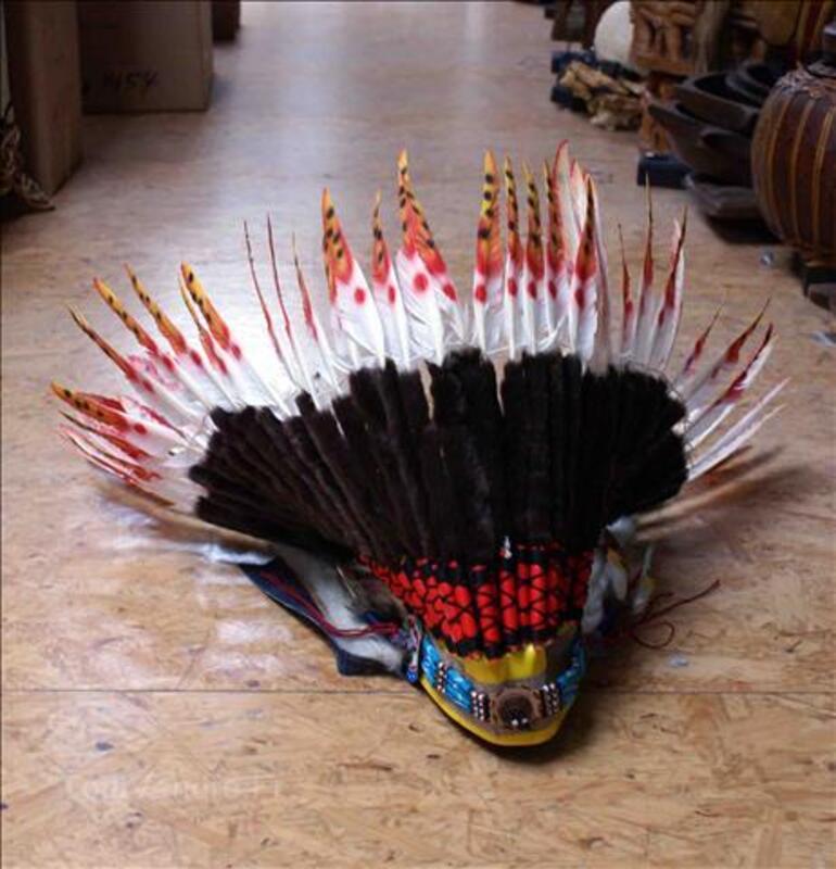 Coiffe Indienne - Indien d'Amérique 36014783