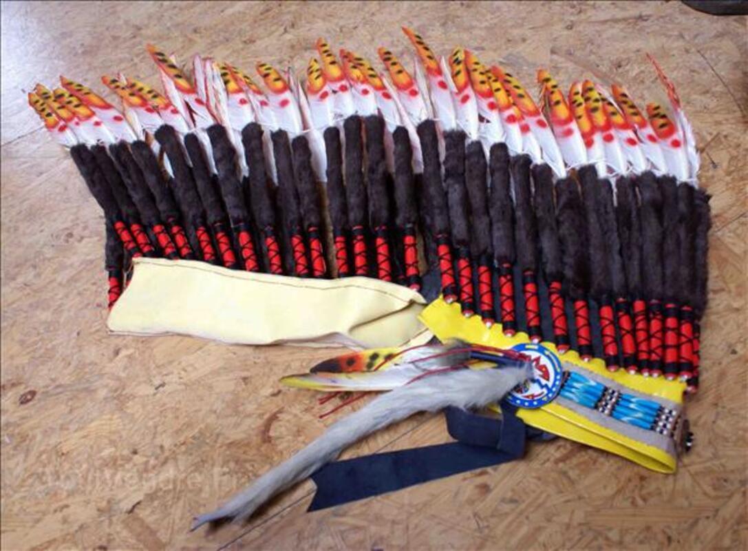 Coiffe Indienne - Indien d'Amérique 36014898