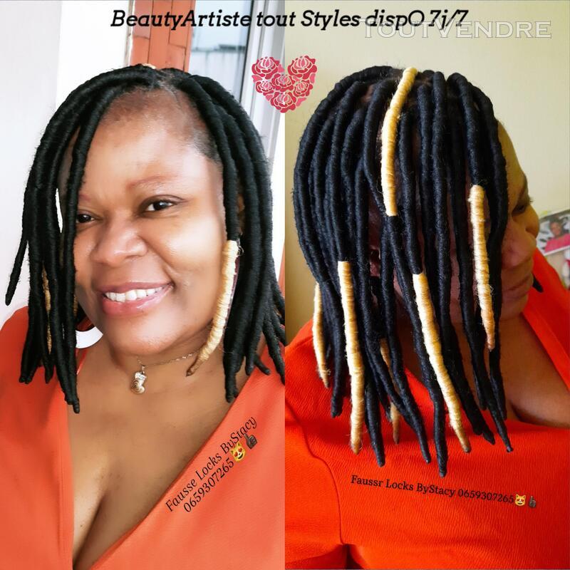 Coiffeuse Afro à domicile 755139785
