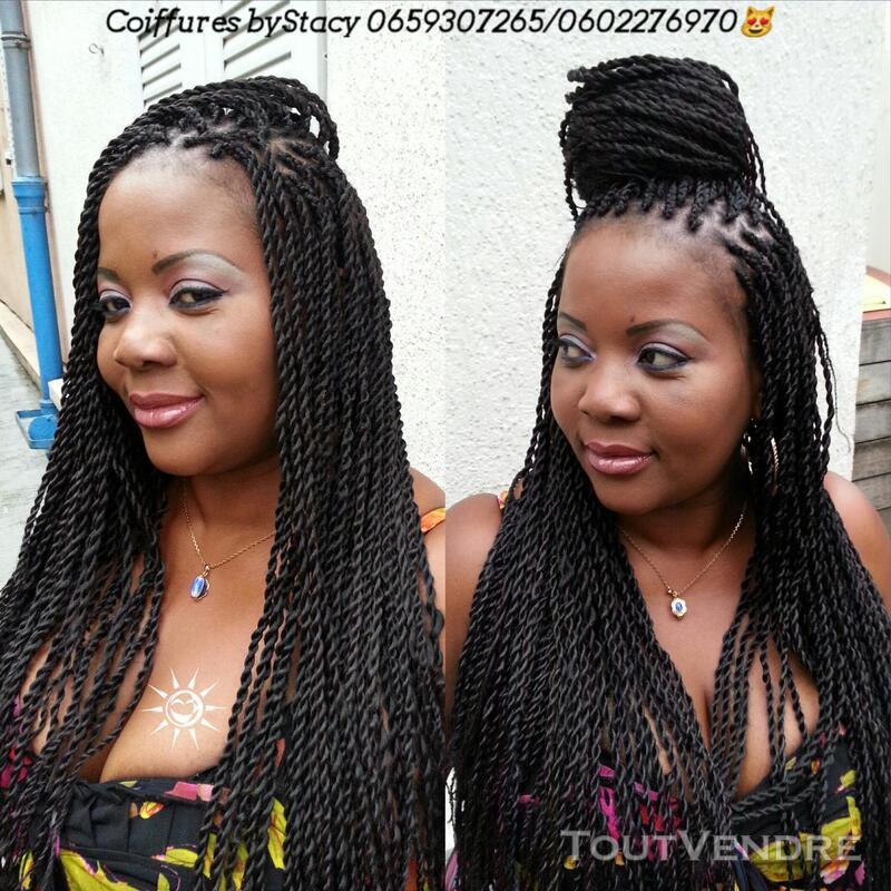 Coiffeuse Afro à domicile 755139788