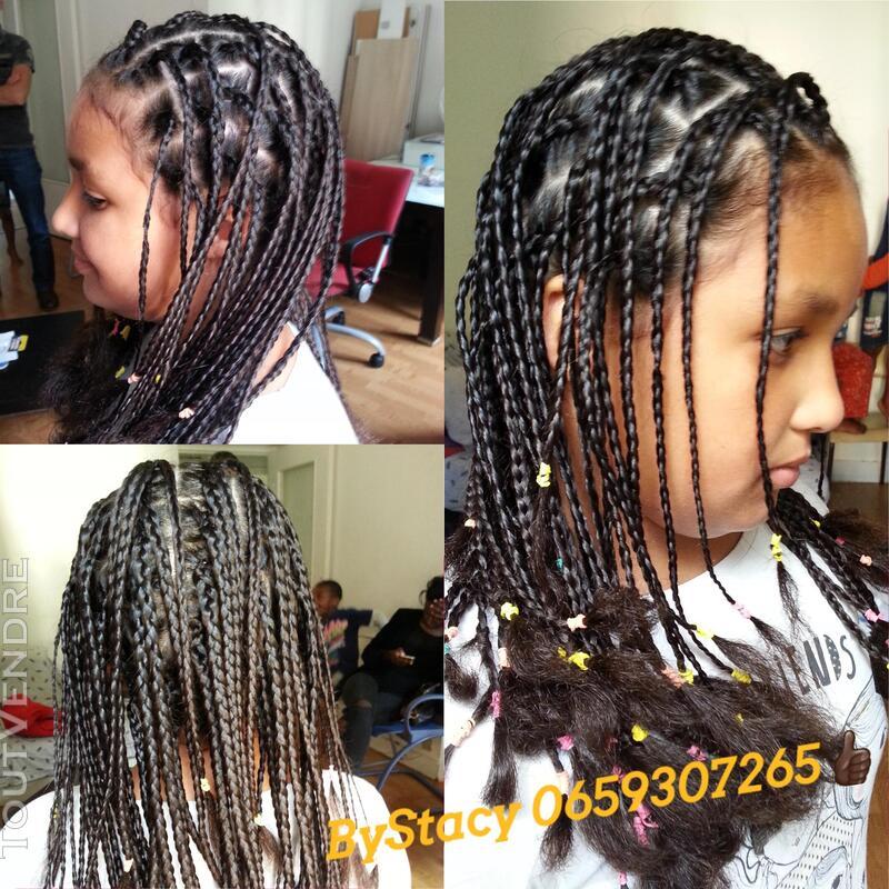 Coiffeuse Afro à domicile 755139803