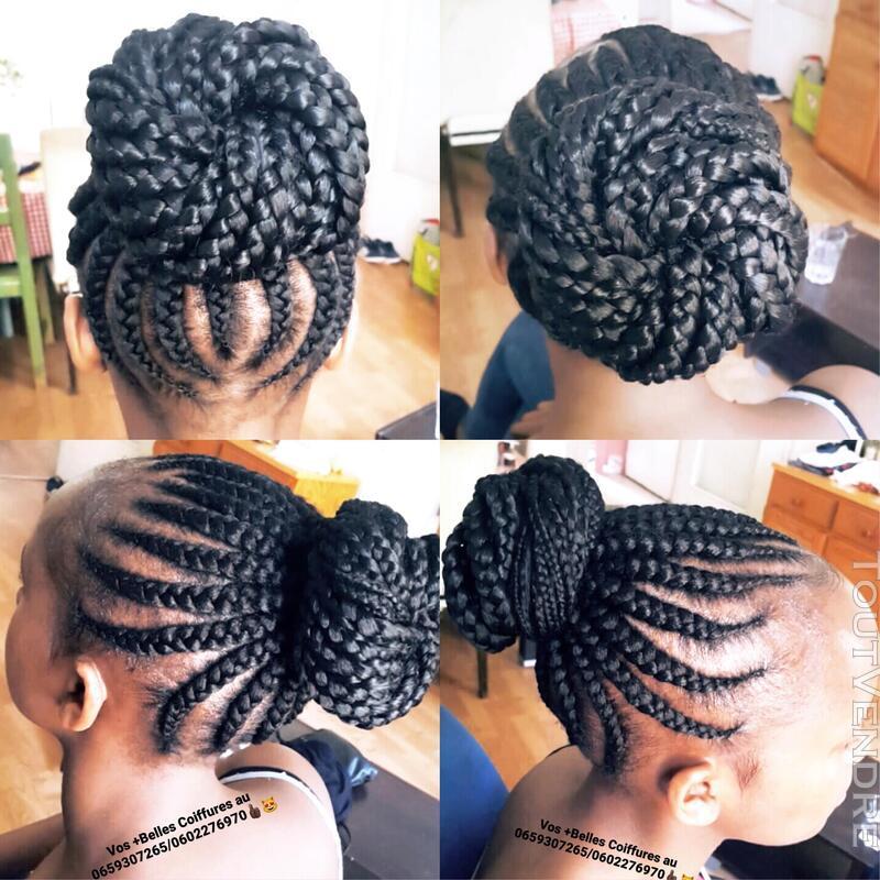 Coiffeuse Afro à domicile 755139806