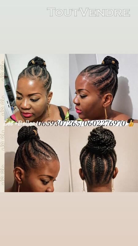 Coiffeuse Afro à domicile 755139815