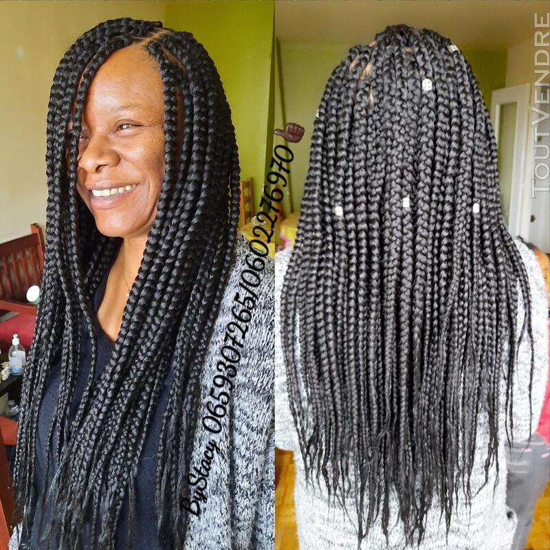 Coiffeuse Afro à domicile 755139821