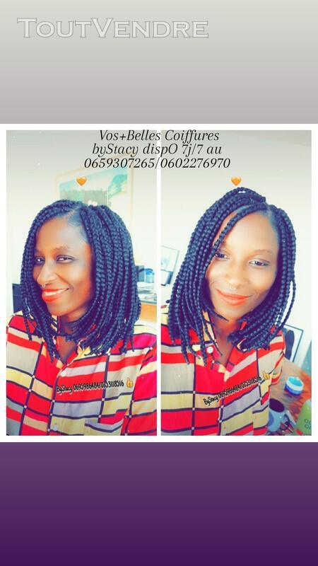 Coiffeuse Afro à domicile 755139824