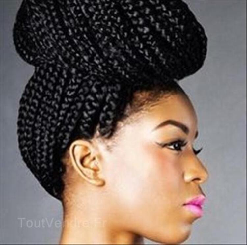 Coiffure braids et senegalese twist 90585543