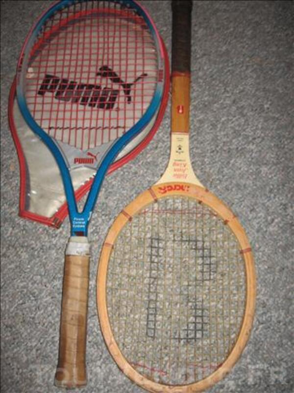 Collection de raquettes et accessoires 73696513