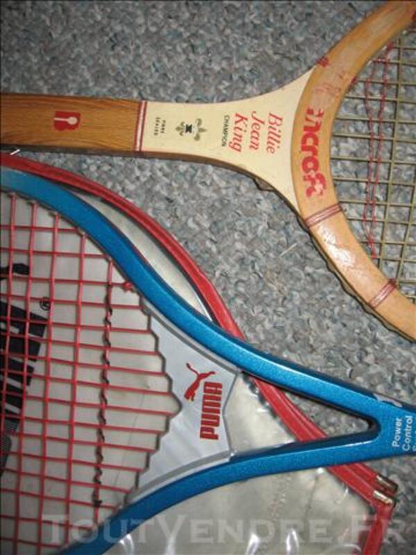 Collection de raquettes et accessoires 73696525