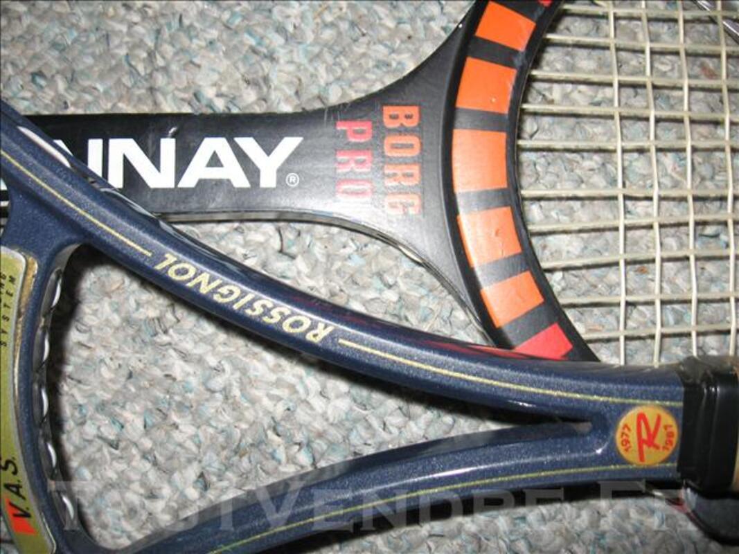Collection de raquettes et accessoires 73696534