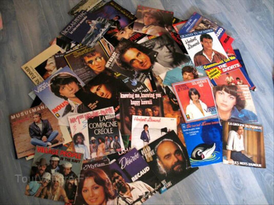 Collection disques vinyls 56409097