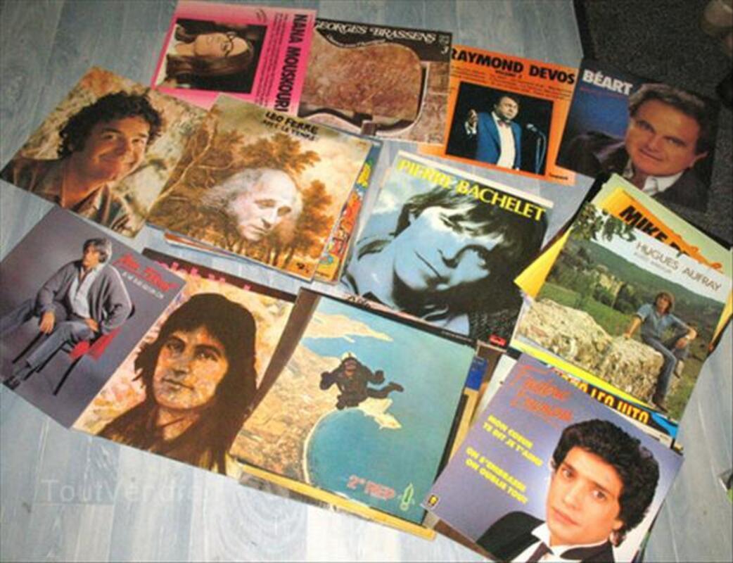 Collection disques vinyls 56409098