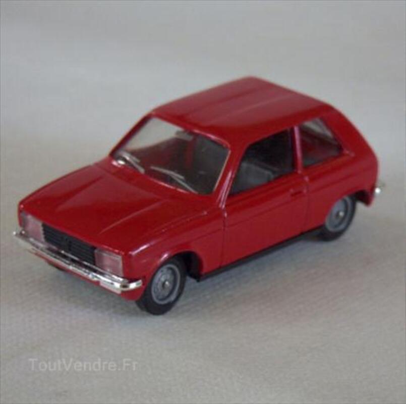 Collection Solido : 24 voitures des années 70 au 1/43e 56230600