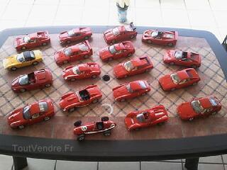 Collection voitures ferrari 1/18eme