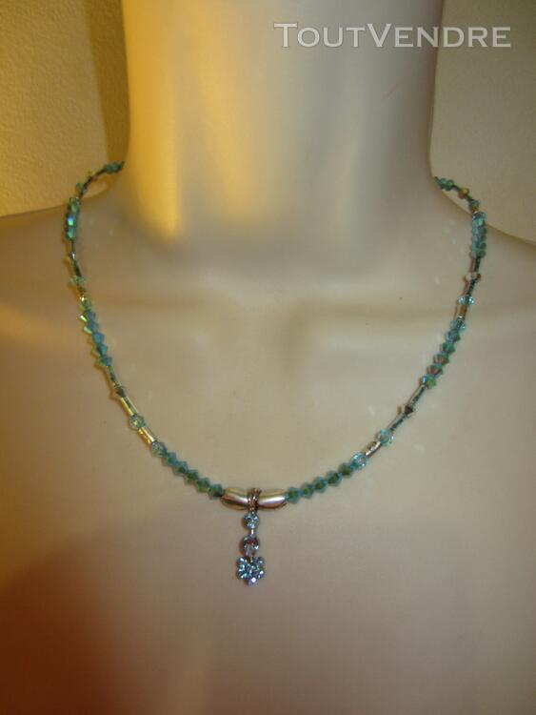 Collier Bleu 127177030