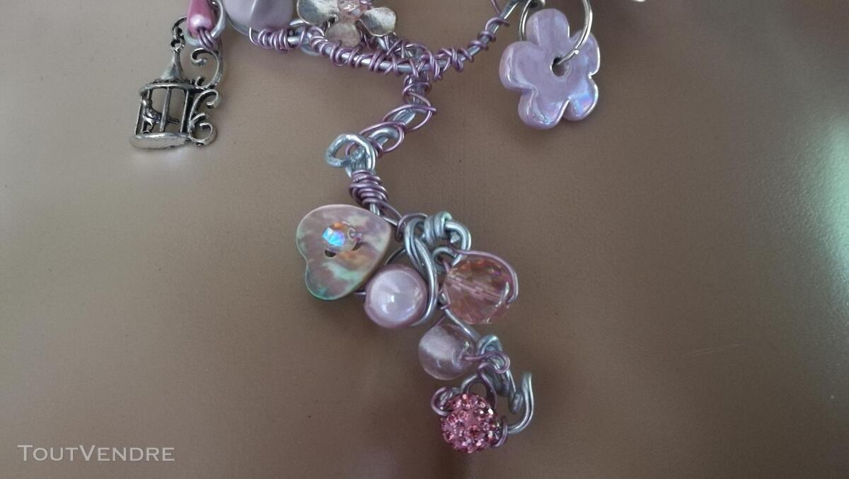 Collier Fantaisie Perles Nacre / Porcelaine / Verre suxn 430807733