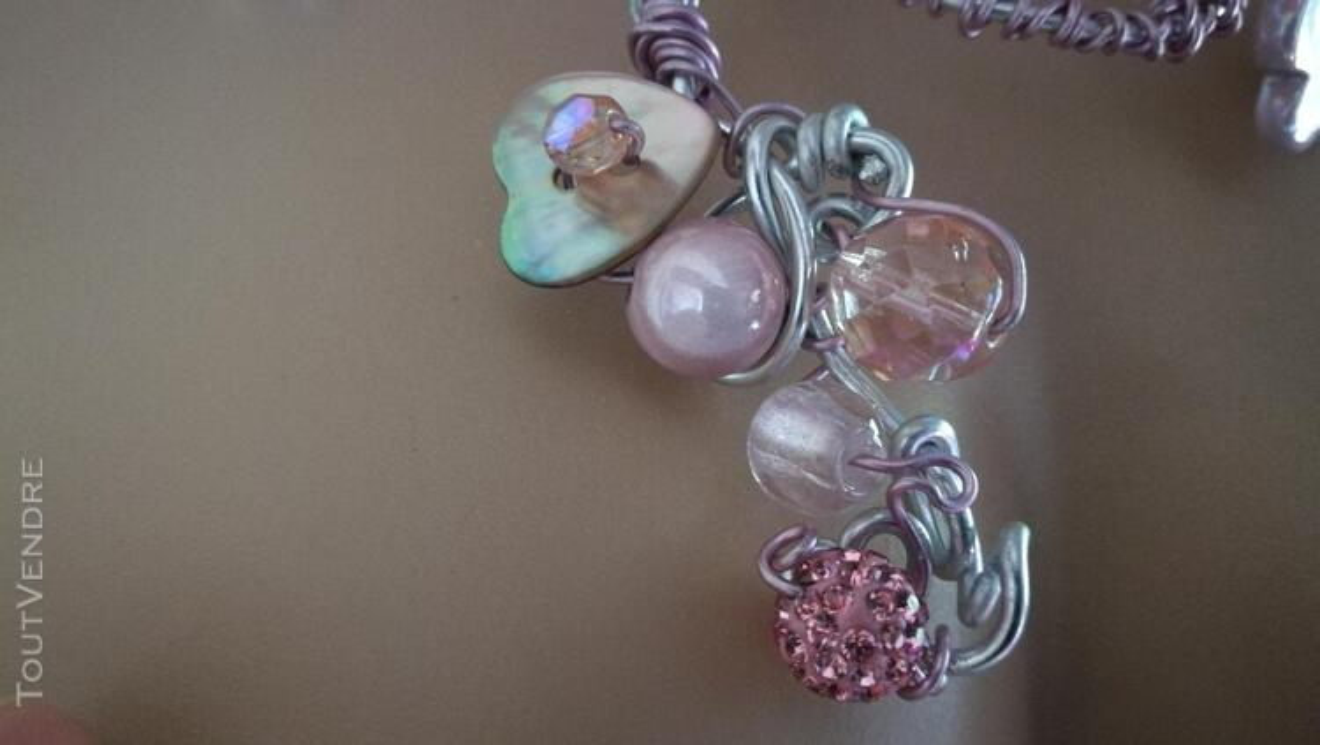 Collier Fantaisie Perles Nacre / Porcelaine / Verre suxn 430813001