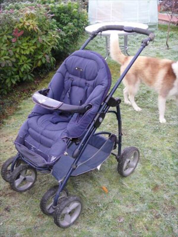 Combi landau poussette bébé confort 56063831
