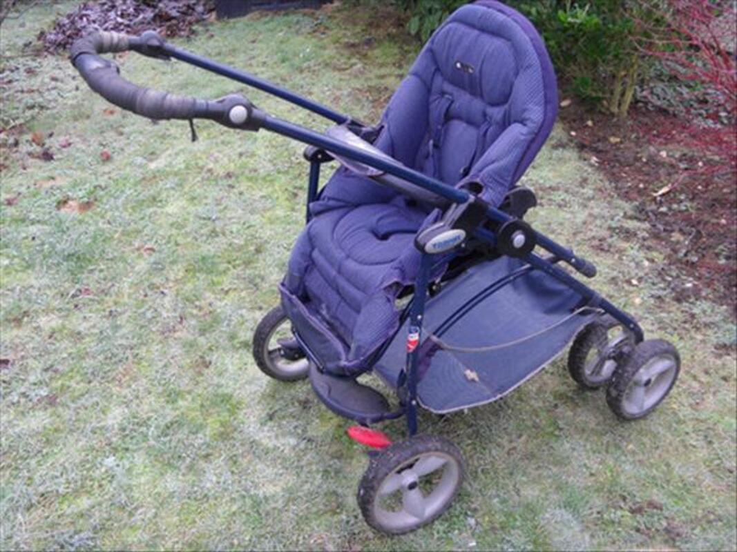 Combi landau poussette bébé confort 56063832