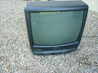 COMBI TV MAGNETOSCOPE BLUESKY