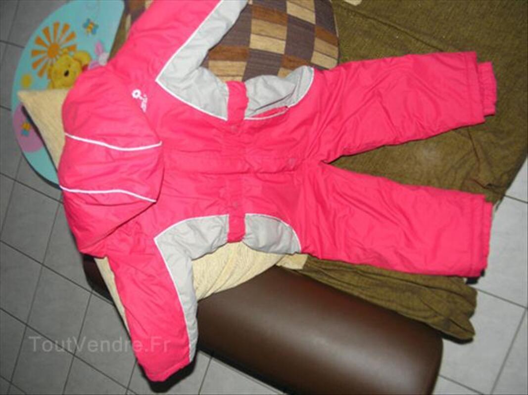 Combinaison de ski fille 4 ans 71065260