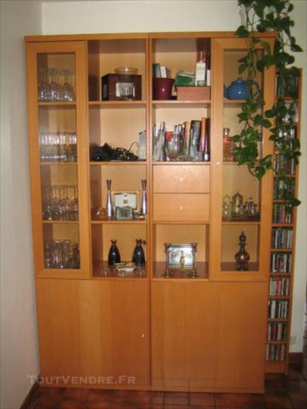 Combinaison meubles de rangement + meuble TV 76867548
