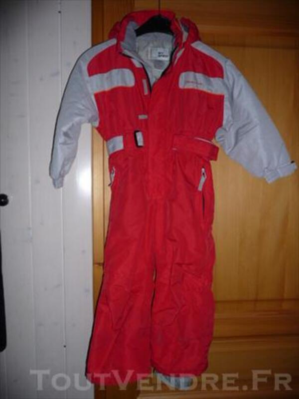 Combinaison pilote ski mixte DECATHLON 4 5 ans ttbe 76631791