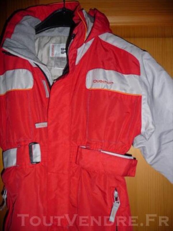 Combinaison pilote ski mixte DECATHLON 4 5 ans ttbe 76631792